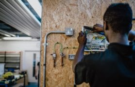 Small - Electrical Installation