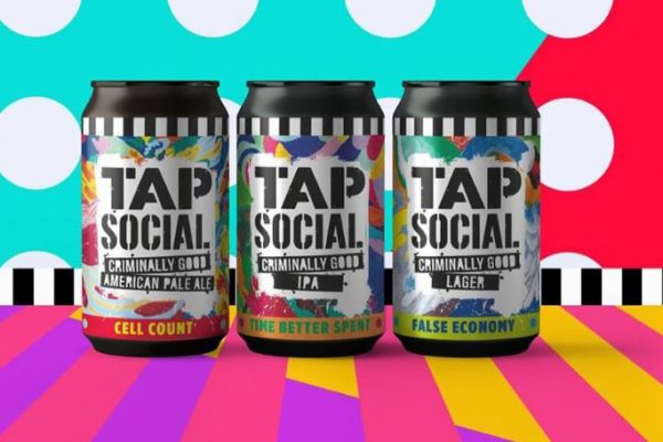 HMP Huntercombe learners design new look labels for brewery