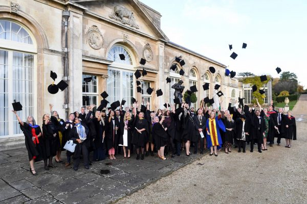 Hats off for new College graduates