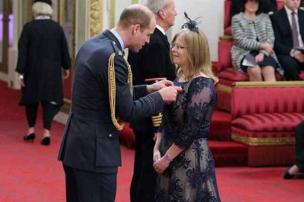 OBE for Dr Julie Mills, Group Principal and CEO of MK College
