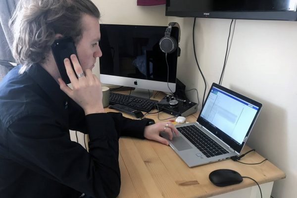 The apprentice keeping MK schools connected
