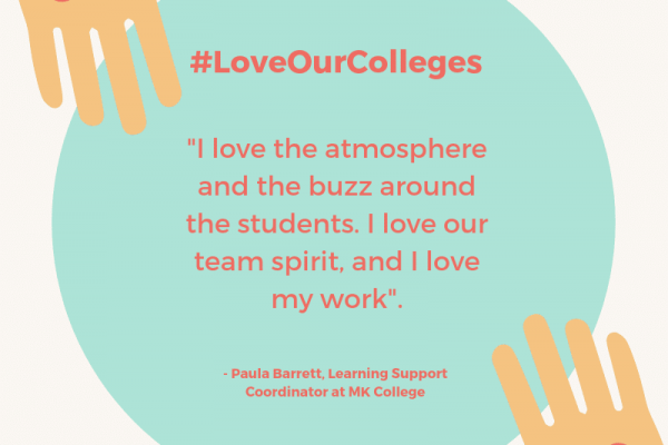 Eight Reasons Why We Love Our Colleges