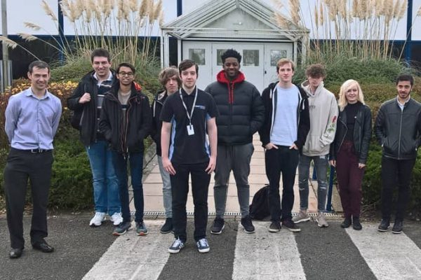 IT Apprentice Takes College Students on Technical Tour