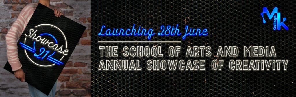 Summer showcase banner