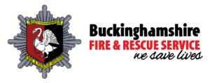Bucks fire rescue logo
